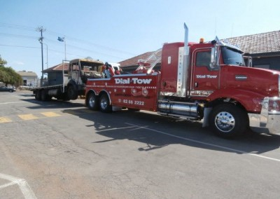 Heavy Truck Towing with Dial-a-Tow's Australia-wide network of oeprators